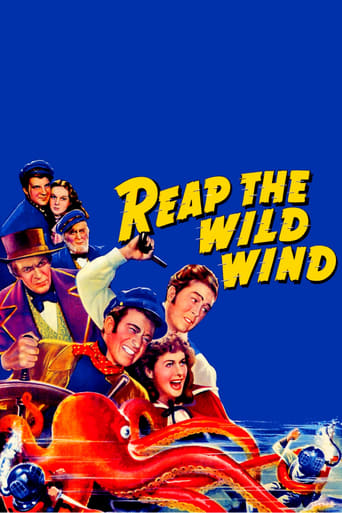 Poster of Reap the Wild Wind