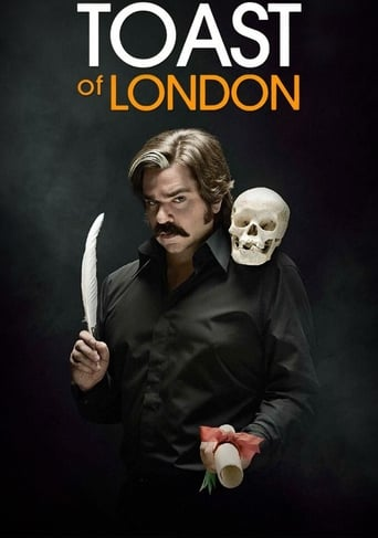 Poster of Toast of London