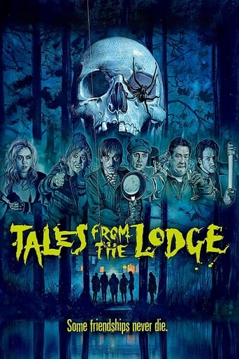 Poster of Tales from the Lodge