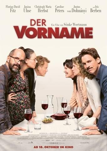 Poster of Der Vorname