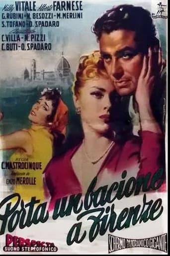 Poster of Porta un bacione a Firenze