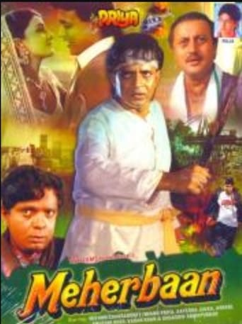 Poster of Meherbaan