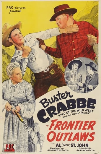 Poster of Frontier Outlaws
