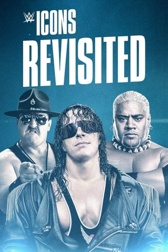 Poster of WWE Icons Revisited
