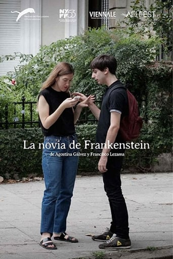 Poster of Frankenstein's Bride