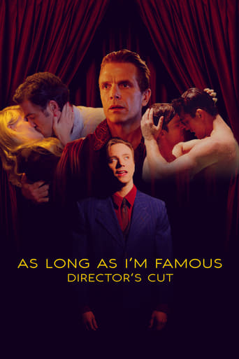 Poster of As Long As I'm Famous