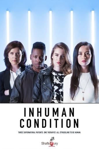 Poster of Inhuman Condition