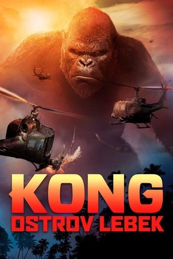 Poster of Kong: Ostrov lebek