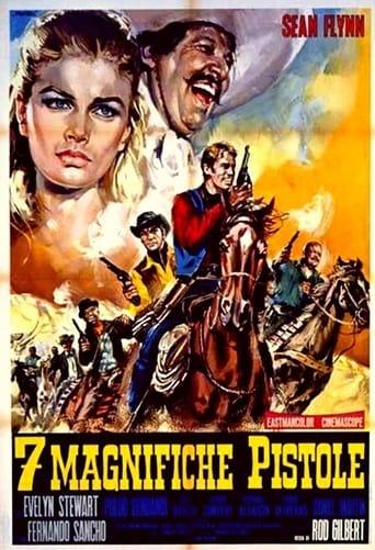 Poster of Seven Guns for Timothy