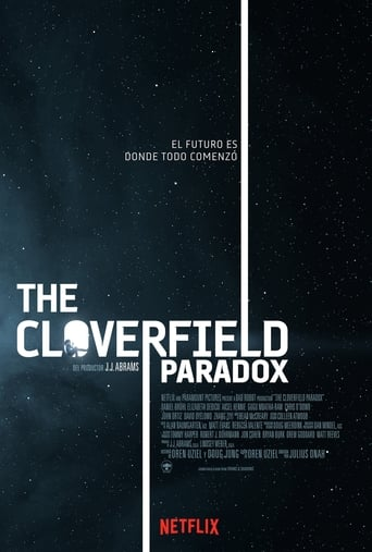Poster of The Cloverfield Paradox