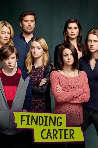 Poster of Finding Carter