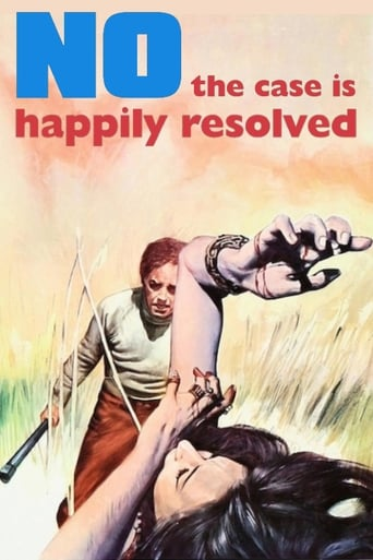 Poster of No, the Case Is Happily Resolved