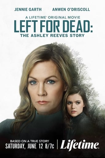 Poster of Left for Dead: The Ashley Reeves Story