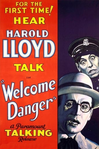 Poster of Welcome Danger