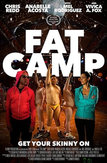 Poster of Fat Camp