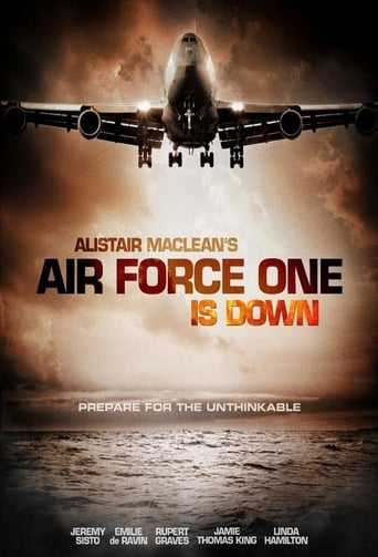 Poster of Alistair MacLean's Air Force One Is Down