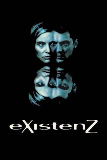 Poster of eXistenZ