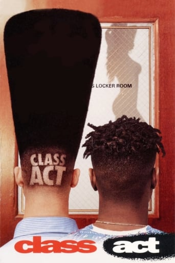 Poster of Class Act