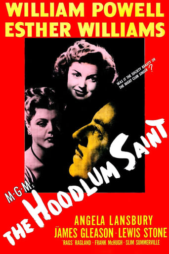 Poster of The Hoodlum Saint