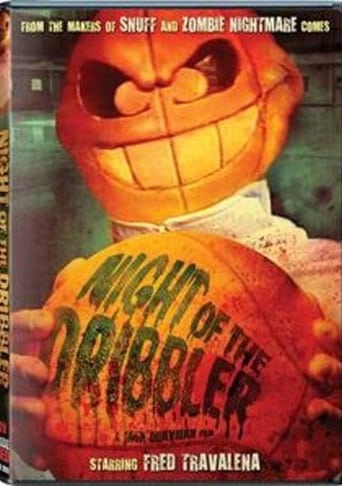 Poster of Night of the Dribbler