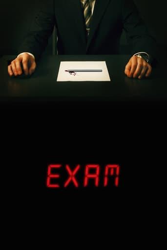 Filmplakat von Exam - Tödliche Prüfung