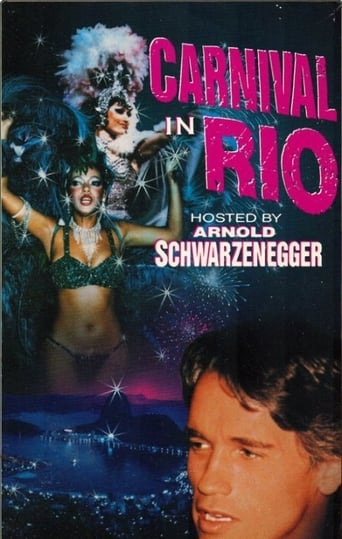 How old was Arnold Schwarzenegger in Carnival In Rio