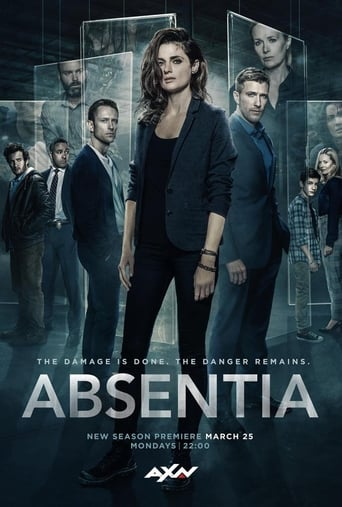 Poster of Absentia