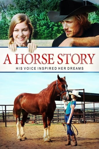 Poster of A Horse Story