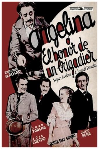Poster of Angelina, o El honor de un brigadier