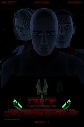 Poster of Star Trek II: Retribution