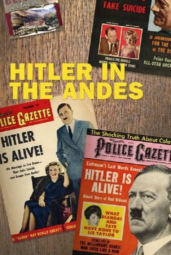 Poster of Hitler of the Andes