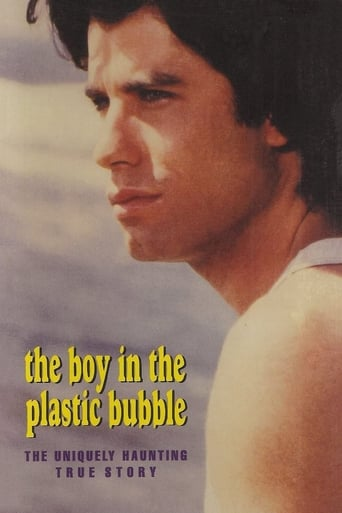 Poster of The Boy in the Plastic Bubble