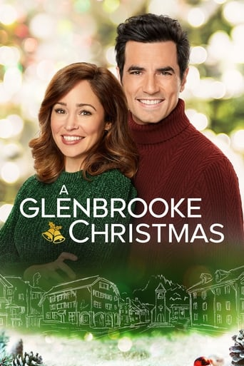 Poster of A Glenbrooke Christmas