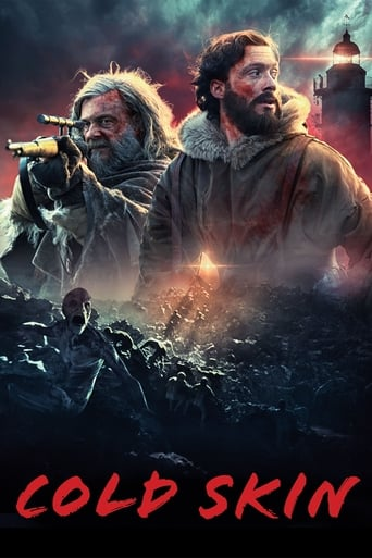 Poster of Cold Skin - La creatura di Atlantide
