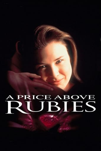 Poster of A Price Above Rubies
