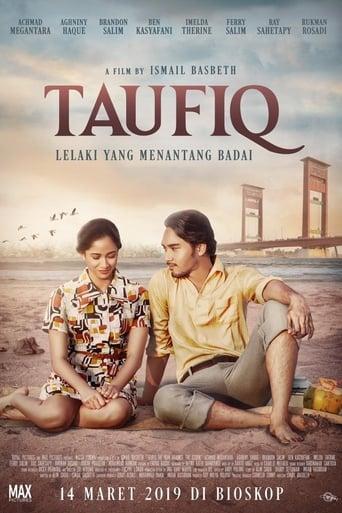 Poster of Taufiq: Lelaki Yang Menantang Badai
