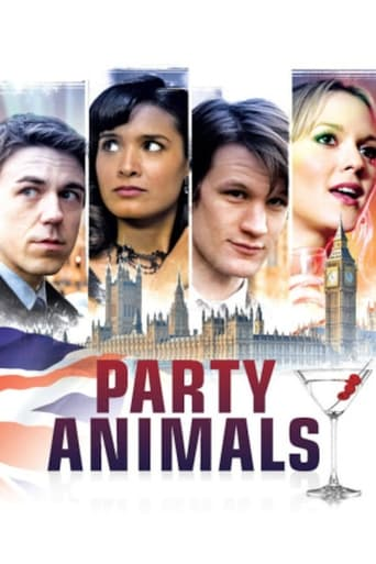 Poster of Party Animals