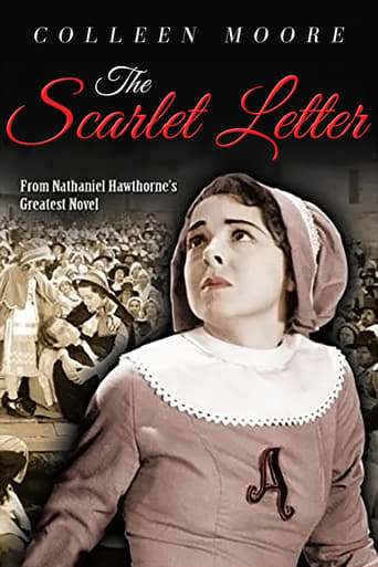 Poster of The Scarlet Letter