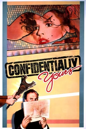 Poster of Confidentially Yours