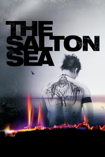 Poster of The Salton Sea