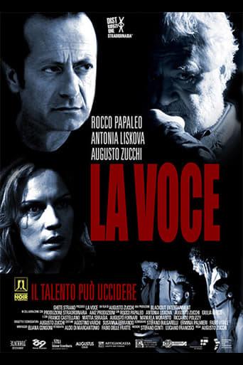 Poster of La Voce - Il talento può uccidere