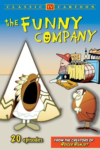 Poster of The Funny Company