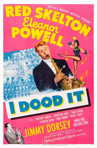 Poster of I Dood It