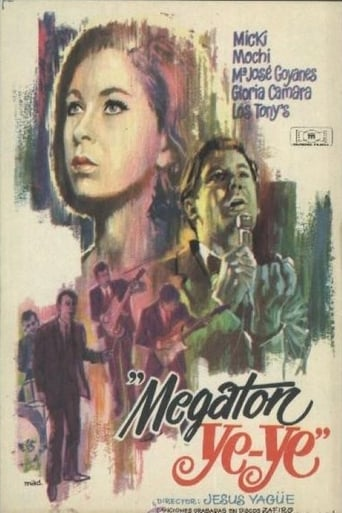 Poster of Megatón ye-ye