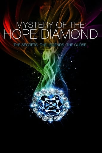 Poster of Mystery of the Hope Diamond