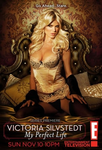 Poster of Victoria Silvsted: My Perfect Life