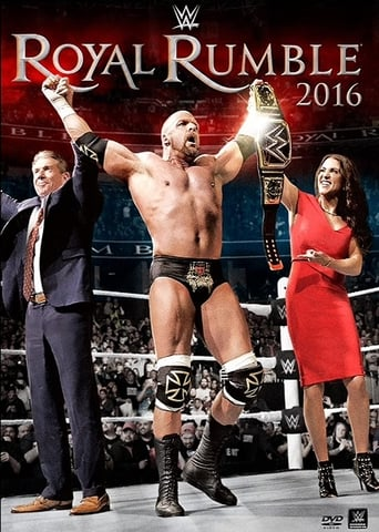 WWE Royal Rumble 2016