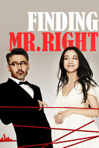 Poster of Finding Mr. Right