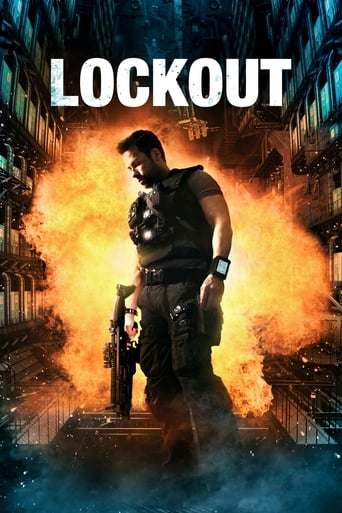 Poster of Lockout