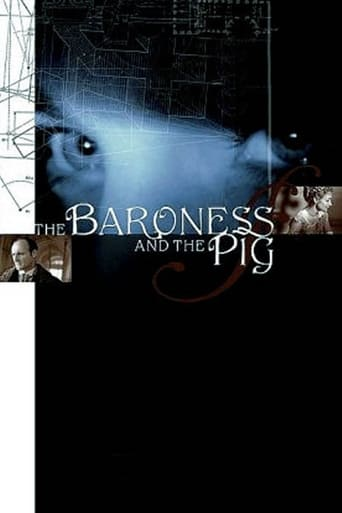 Poster of The Baroness and the Pig